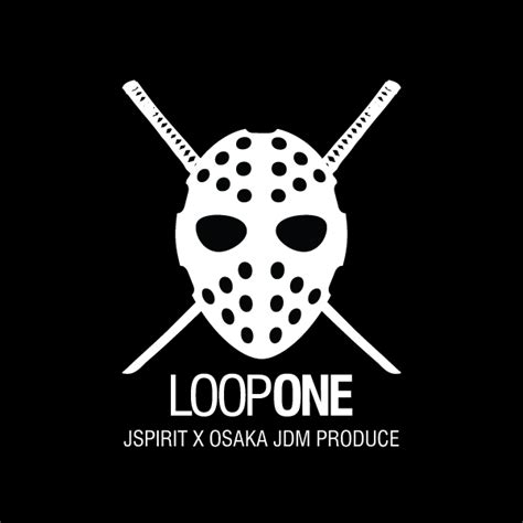 Stiker Loop One osaka jdm quot loop one quot collaboration jspirit brand