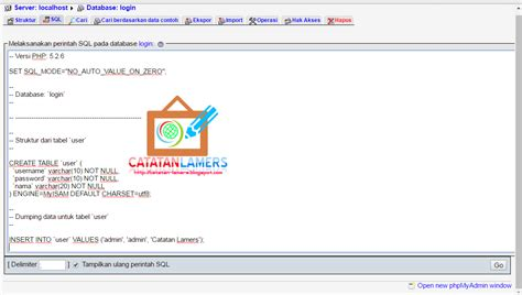 membuat form login sederhana php membuat form login sederhana menggunakan php mysql dan