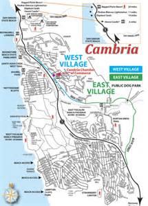 cambria california map cambria chamber of commerce cambria california weather