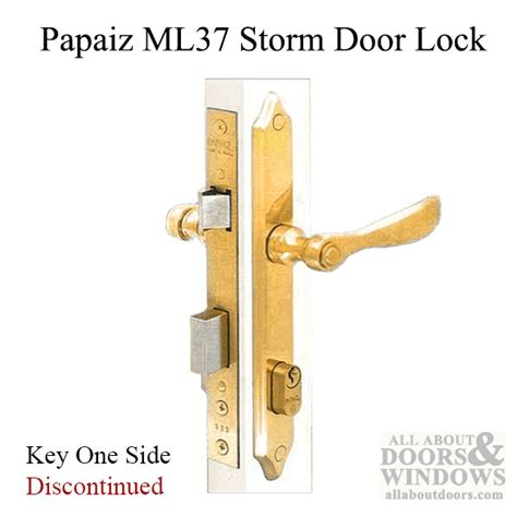 Papaiz Door Lock by Unavail Papaiz Ml37 Door Lock Replacement Avail