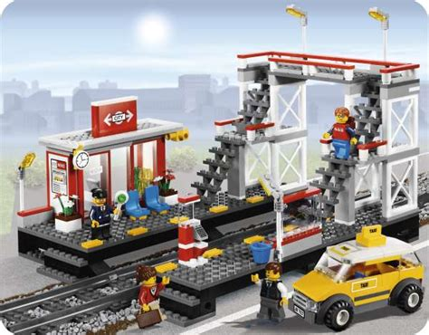 Lego 7937 City Station lego city station 7937 toys zavvi
