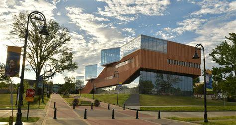 college architecture design new home of caed