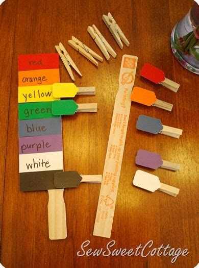 color muse for diy paint match diy color matching activity for preschoolers or autism