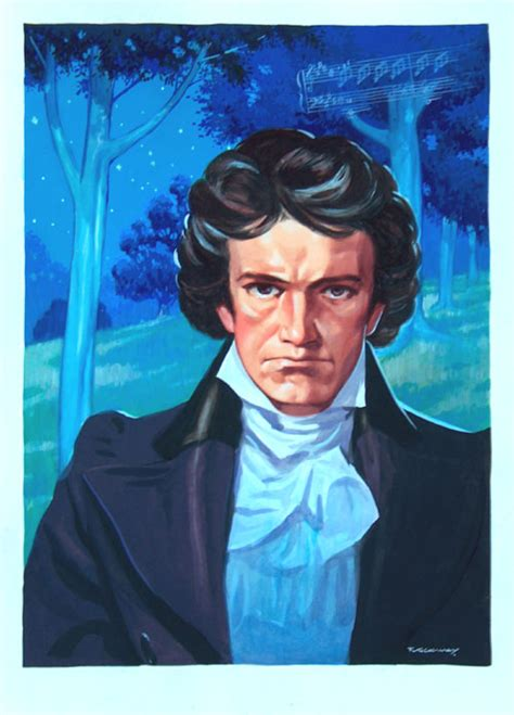 beethoven animated biography ludwig van beethoven by f stocks may at the illustration