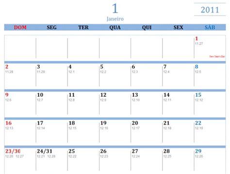 Calendario G D Modelo De Calend 225 Anual Excel