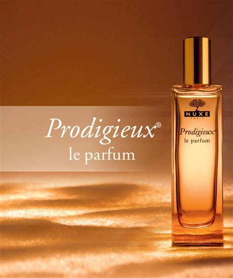 Parfum C N F make up for dolls nuxe prodigieuse le parfum preview