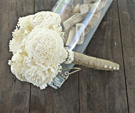 Wedding Bouquet Throw by Ivory Toss Bouquet Wedding Bouquet Bridesmaid Bouquet Throw