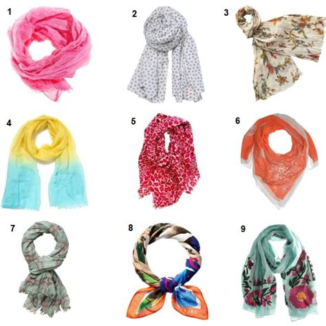 fashion tip scarves for summer official of qoo10