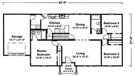 exle floor plans lakewood by excel modular homes ranch floorplan