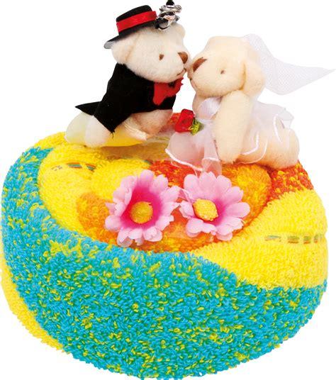 hochzeitspaar torte handtuchtorte hochzeitspaar