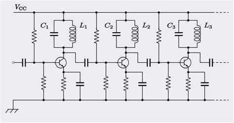 integrated circuit tuned lifier tuned lifier