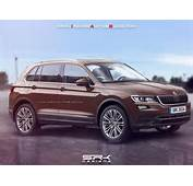2017 Skoda Yeti Rendered Image Gives A Fresh Take On The Upcoming