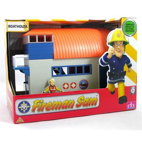Fireman Sam Boathouse From Fireman Sam Wwsm