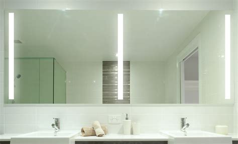 Useful Bathroom Mirror With Lights Doherty House Large Bathroom Mirror With Lights