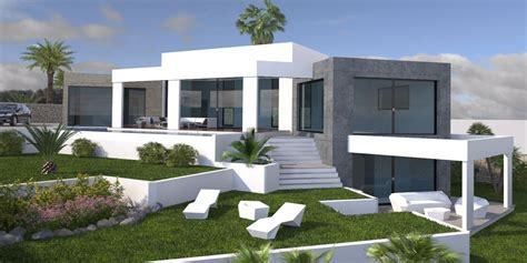 Moderne Luxe Villa Woonkamer by Moderne Luxe Villa Te Koop Javea Costa Blanca Spanje