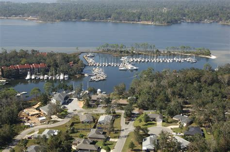 blue bay club marina bluewater bay marina in niceville fl united states