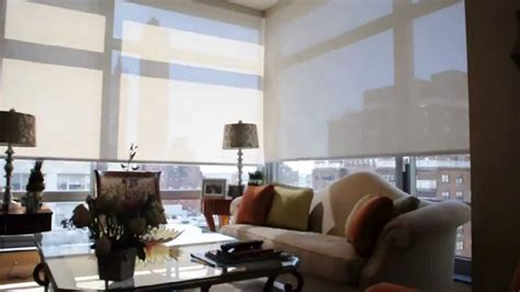 custom made l shades nyc motorized blinds nyc make everything you motorized