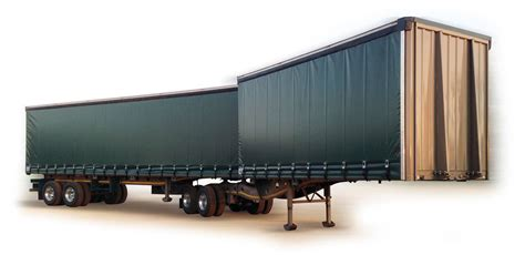 trailer curtains curtain sider tautliner trailers prime trailers