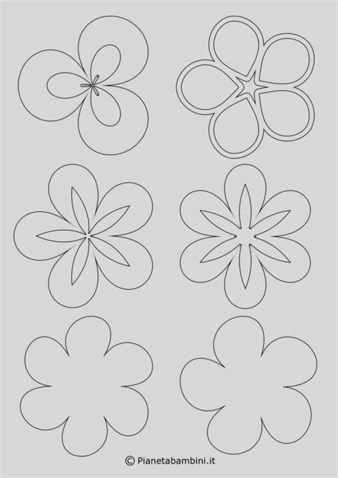fiori da stare e colorare per bambini disegni da colorare fiori per bambini fiori da colorare