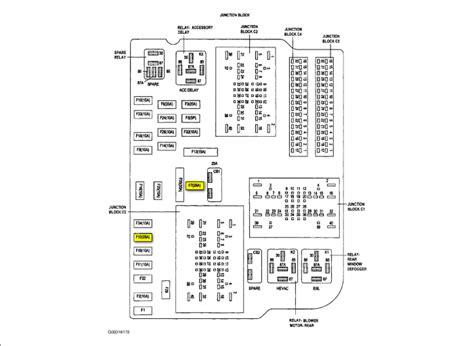 2005 dodge durango fuse box diagram 2005 dodge mag fuse box id 37 wiring diagram