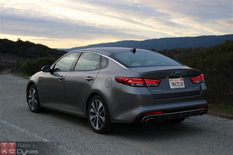 2015 Kia Optima Sxl Turbo Review 2016 Kia Optima Sxl 2 0l Turbo Engine 001 The