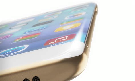 iphone 8 apple is developing curved oled displays