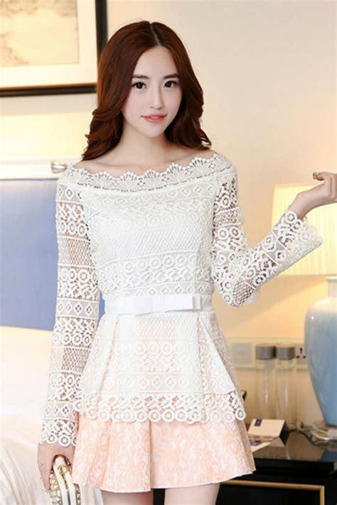 Korea Princess Dress Import Jk4212 baju korea princess look dress