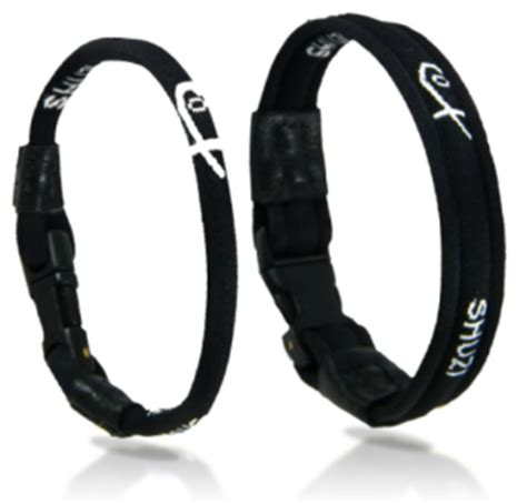 Meaningful Health Solutions   SHUZI Sports Bands, His & Hers