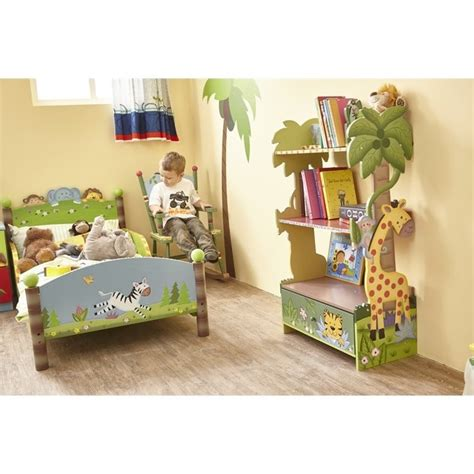 safari toddler bed fantasy fields sunny safari toddler bed td 0086