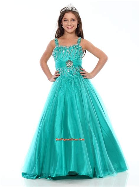 little girl beauty pageant dresses little girl pageant dresses beautiful a line strap floor