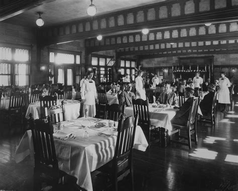 El Tovar Dining Room Check Out Our Harvey Girls Cookbook Site