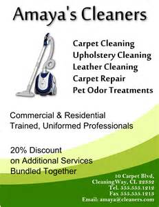 Free Cleaning Flyer Templates by Cleaning Flyer Template Free View Larger Image