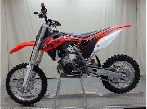 2014 Ktm 85 Sxs 2014 Ktm 85 Sx For Sale On 2040 Motos