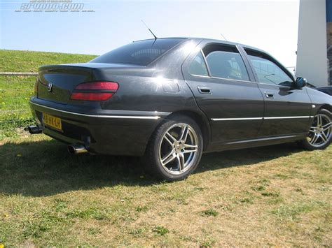 peugeot 406 tuning view of peugeot 406 1 6 photos video features and