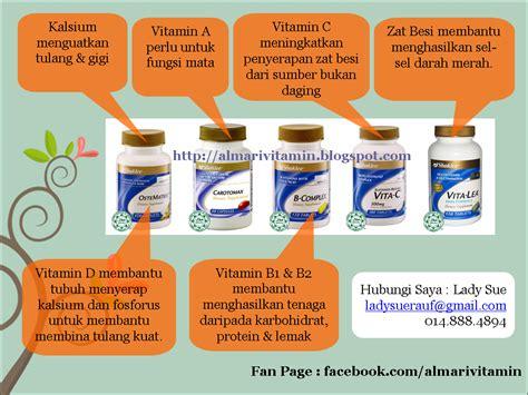 Tulang Kuat Bebas Oestoporosis Dengan Supleman Bone M almari vitamin sekilas fakta ketahui fungsi vitamin
