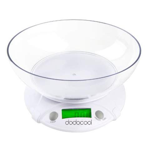 pacco alimentare dodocool 7kg 1g digitale bilance elettroniche per cucina