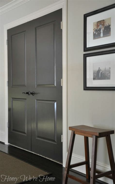 Best Black Paint Color For Interior Doors Pretty Interior Door Paint Colors To Inspire You