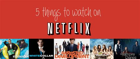 5 Things To About by 5 Things To On Netflix Mikhila