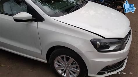 volkswagen ameo white 2017 volkswagen ameo highline tdi best colour walk
