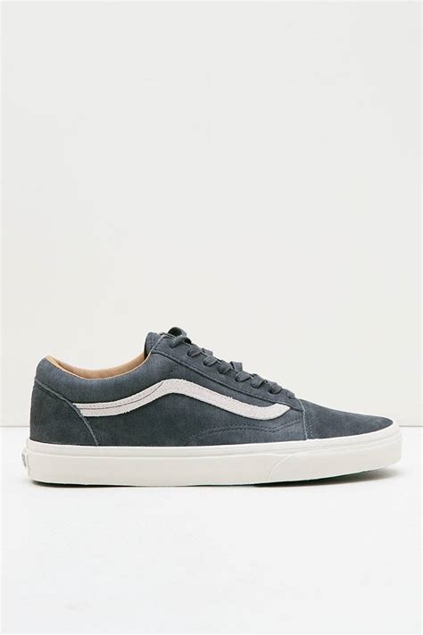 Sepatu Casual Vans Grey sell vans skool reissue dx varsity grey sneakers