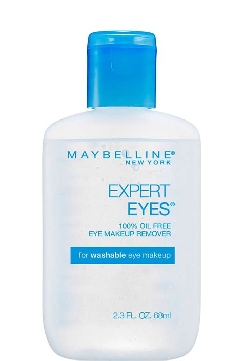 Makeup Remover Maybelline expert 100 free eye makeup remover maybelline