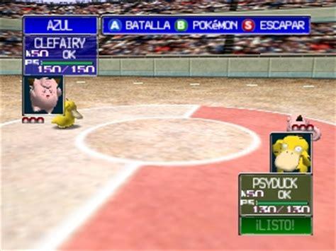 emuparadise n64 roms pokemon stadium spain rom