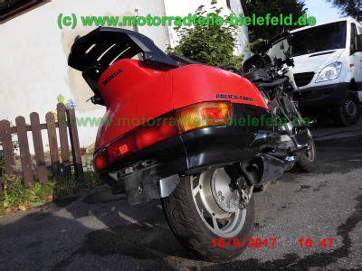 V2 Motorrad Tourer by Honda Pc800 Pacific Coast Rc34 Rot Sturz V2 Tourer
