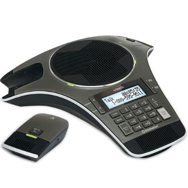 Vtech Vcs702 Eris Station Conference Speakerphone With Two