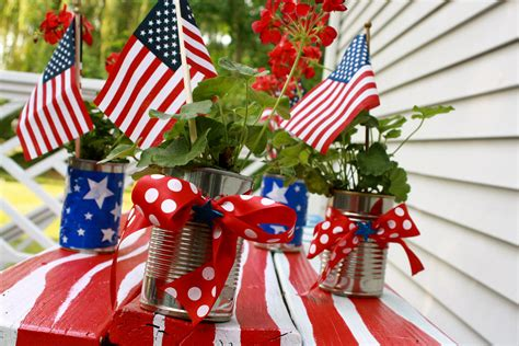 5 Great 4th Of July Ideas by Independence Day Table Decorations