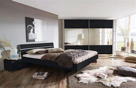 rauch komplett schlafzimmer avela rauch select schlafzimmer hochglanz schwarz