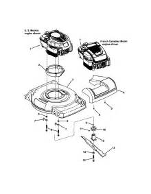 engine blade diagram parts list for model 130371210 snapper parts walk lawn mower