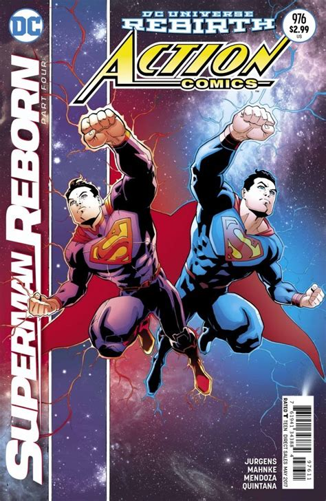 Dc Comics Superman 15 March 2017 superman comic books available this week march 22 2017 superman homepage