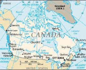 map of canada and its cities take a lesson from canada gun registries are later used