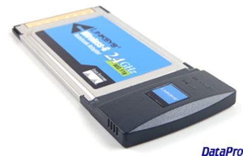 Linksys 802 11b G Cardbus Wireless Laptop Adapter wireless pcmcia 802 11g linksys datapro